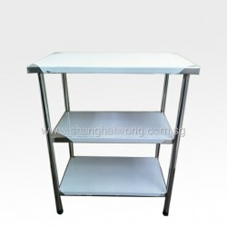 Stainless Steel 3 Tier Table
