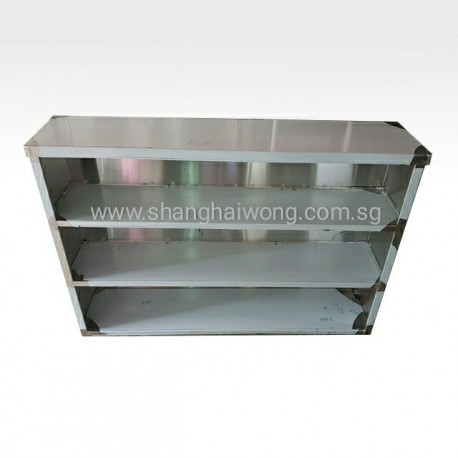 Stainless Steel Wall Cabinet 3 Layers