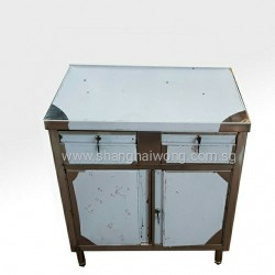 Work Cabinet 2 Drawers & 2 Doors