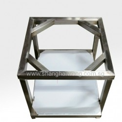 Stainless Steel Burner Stand