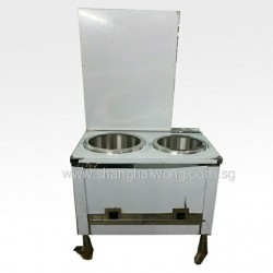 Stainless Steel Double Mee Boiler
