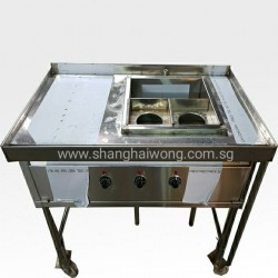 Stainless Steel Electric Mee Boiler