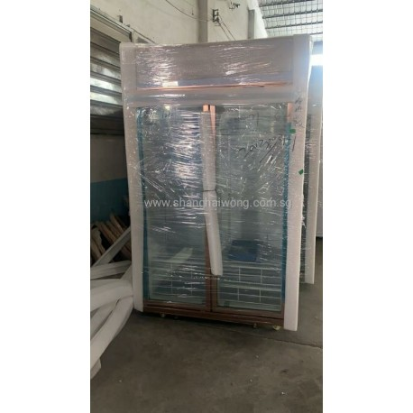 Upright 2 Door Display Chiller