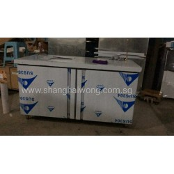 Stainless Steel Uncounter Fridge With Remote Compressor