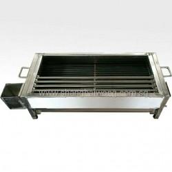 Stainless Steel Satay Burner